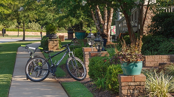 village-slide-bike