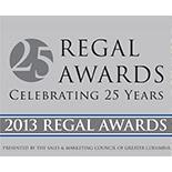 Regal Awards 2014