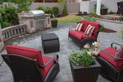 Saluda River Club, Tailwater Bend - patio