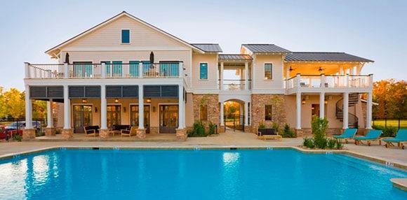 Village-pool