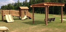 Playground at Saluda River Club