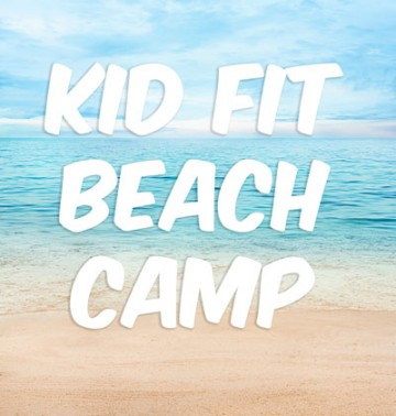 Kid Fit Beach Camp