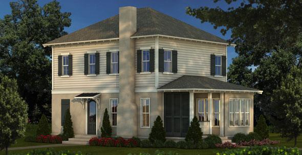 New villa in Lexington, SC