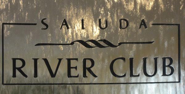 Saluda River Club logo