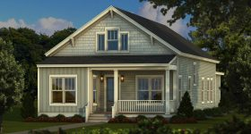 New home for sale rendering