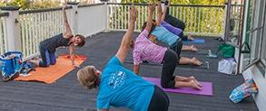 Yoga at Saluda River Club