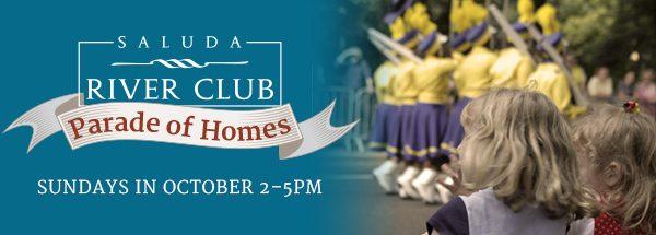 Parade of Homes at Saluda River Club