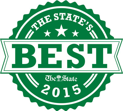 Saluda River Club voted Best New Home Community and Best Neighborhood by The State