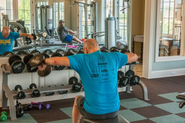 SRC fitness weights
