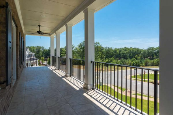 441 River Club Rd Upper Porch